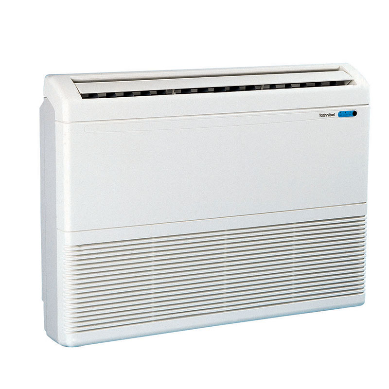 Technibel suelo techo inverter bomba de calor 5 2kw for Bomba de calor inverter