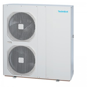 Technibel bomba de calor inverter 16 6 kw for Bomba de calor inverter