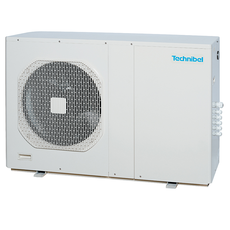 Technibel bomba de calor inverter 9 25 kw for Bomba de calor inverter