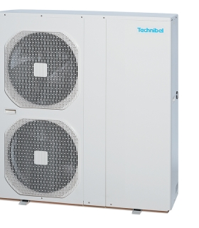 Bomba de calor inverter – 16,6 kW