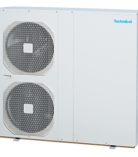 Bomba de calor inverter – 25,4 kW