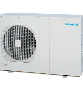 Bomba de calor inverter – 11,5 kW